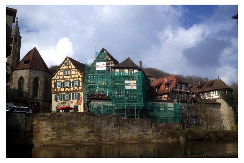 Gerüstbau Widmann Gruppe Schwäbisch Hall