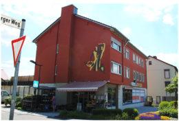 Fassade - Widmann Gruppe Schwäbisch Hall