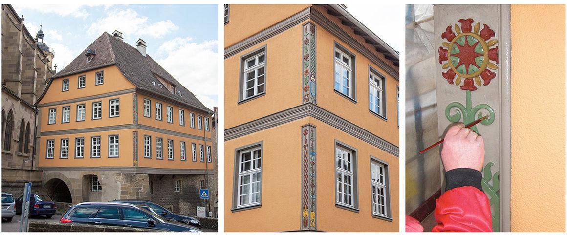 Fassaden Widmann Gruppe