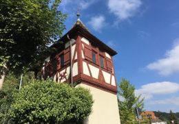 Fassade Widmann Gruppe Schwäbisch Hall