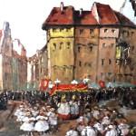 Gemaelde Loersch Widmann Gruppe Schwäbisch Hall