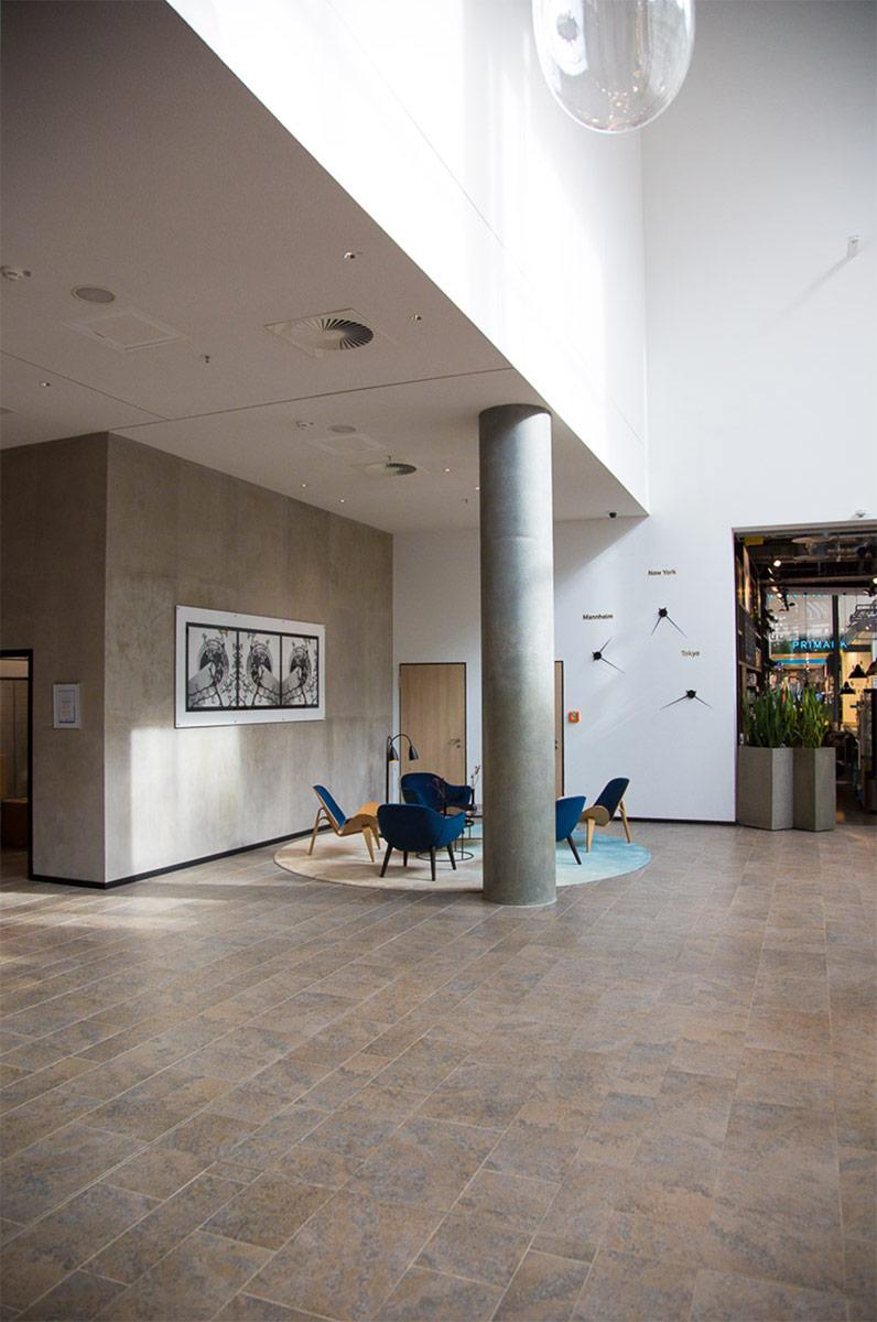 Widmann Gruppe Schwäbisch Hall - Innenraum