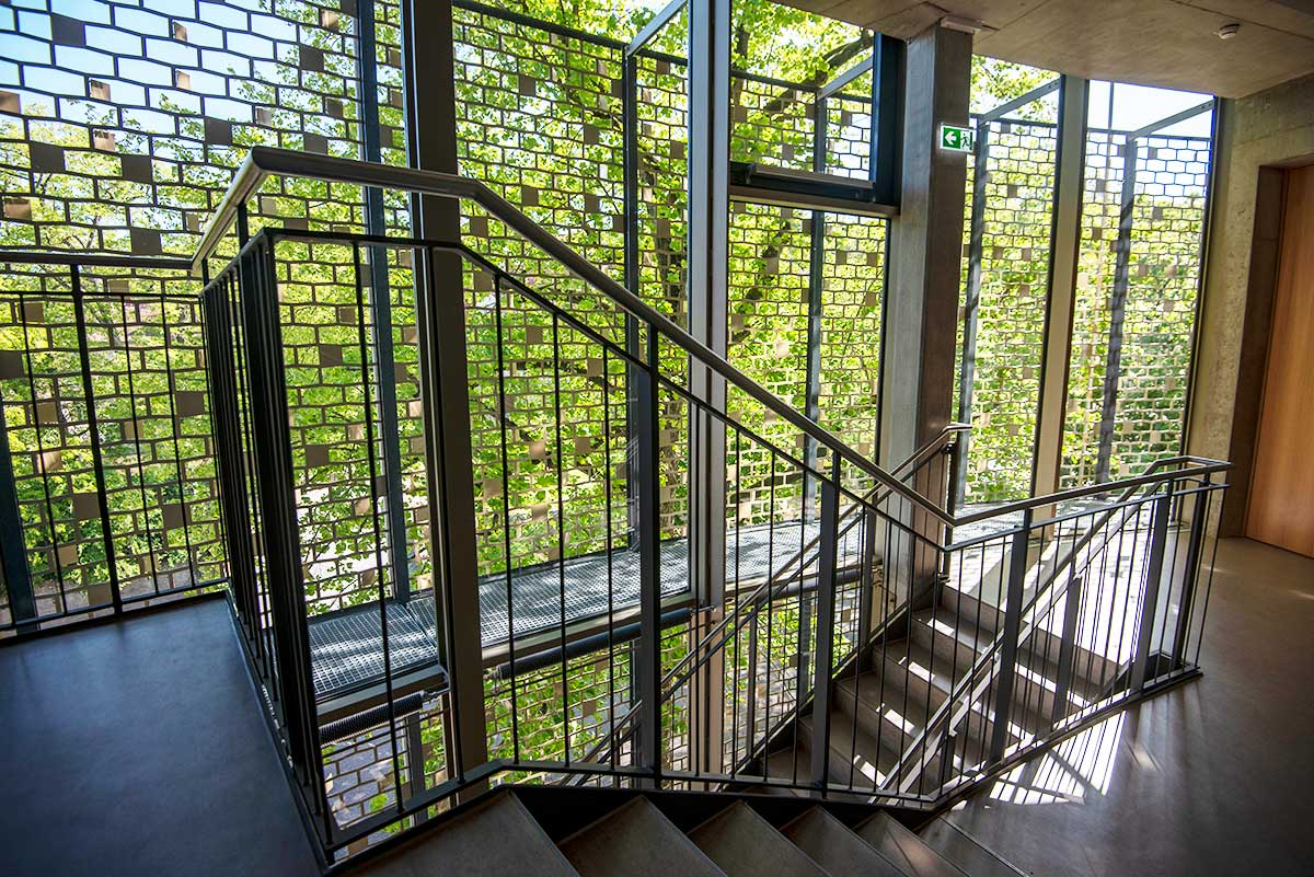 Widmann Gruppe Schwäbisch Hall - Innenraum - Maler und Lackierer - Beschriftung