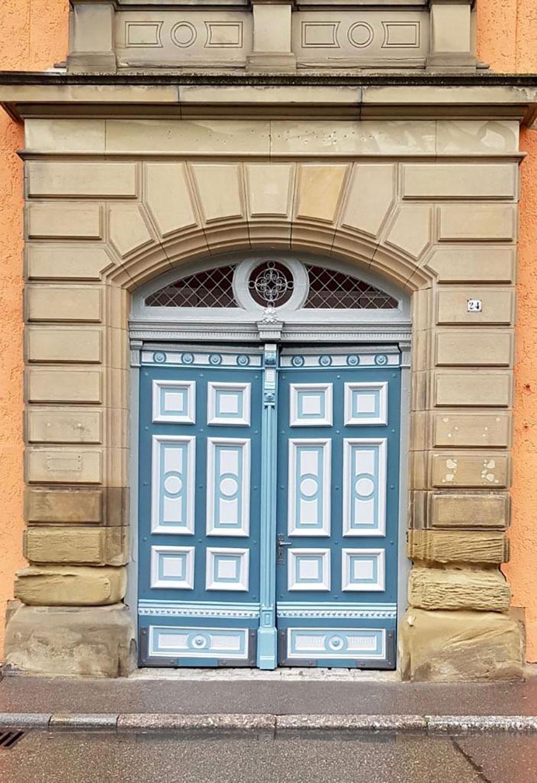 Altes-Landgericht-SHA-Fassade -Widmann Gruppe Schwäbisch Hall