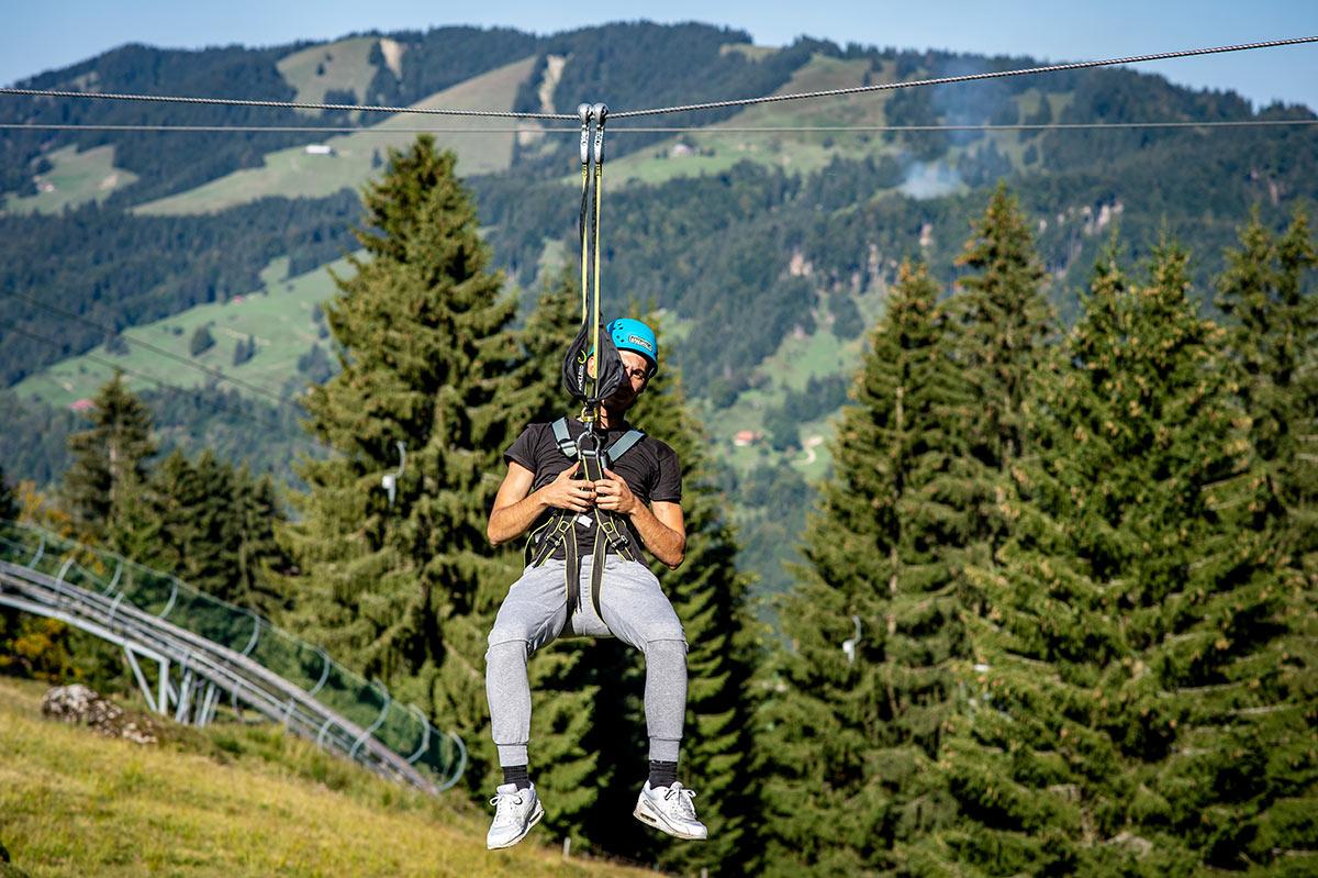 AzubisAusflug_Kletterpark_Sonthofen