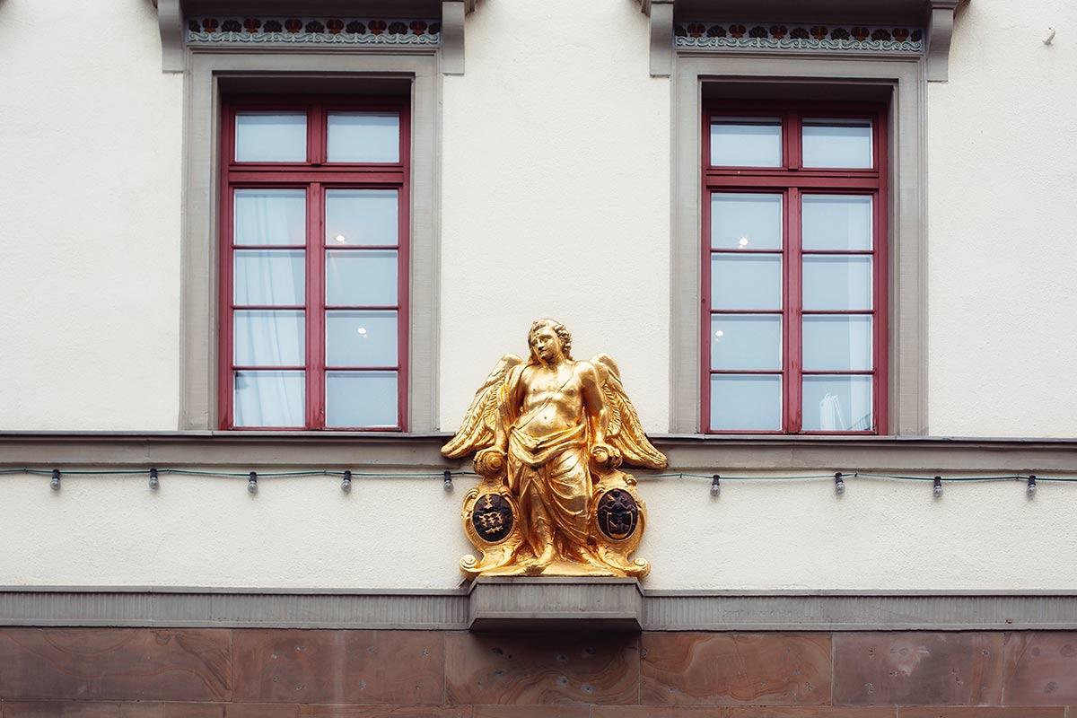 Maler - Fassade - Restaurierung - Widmann Malerwerkstätten Schwäbisch Hall