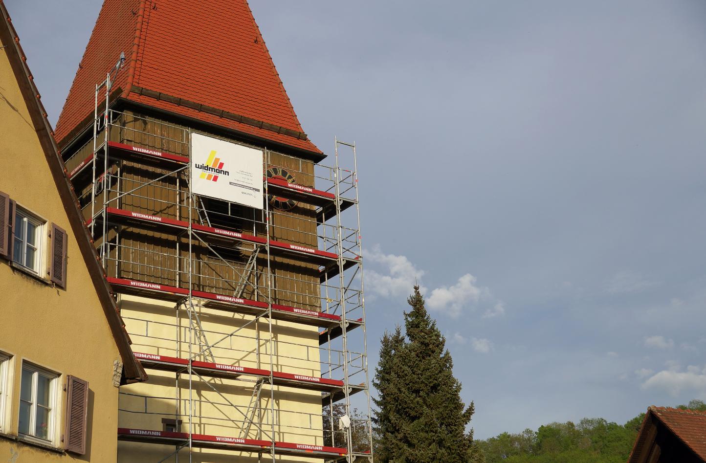 Maler - Gerüstbau - Widmann Malerwerkstätten Schwäbisch Hall