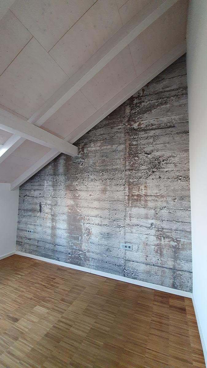 Inennenraum - Maler - Widmann Malerwerkstätten Schwäbisch Hall