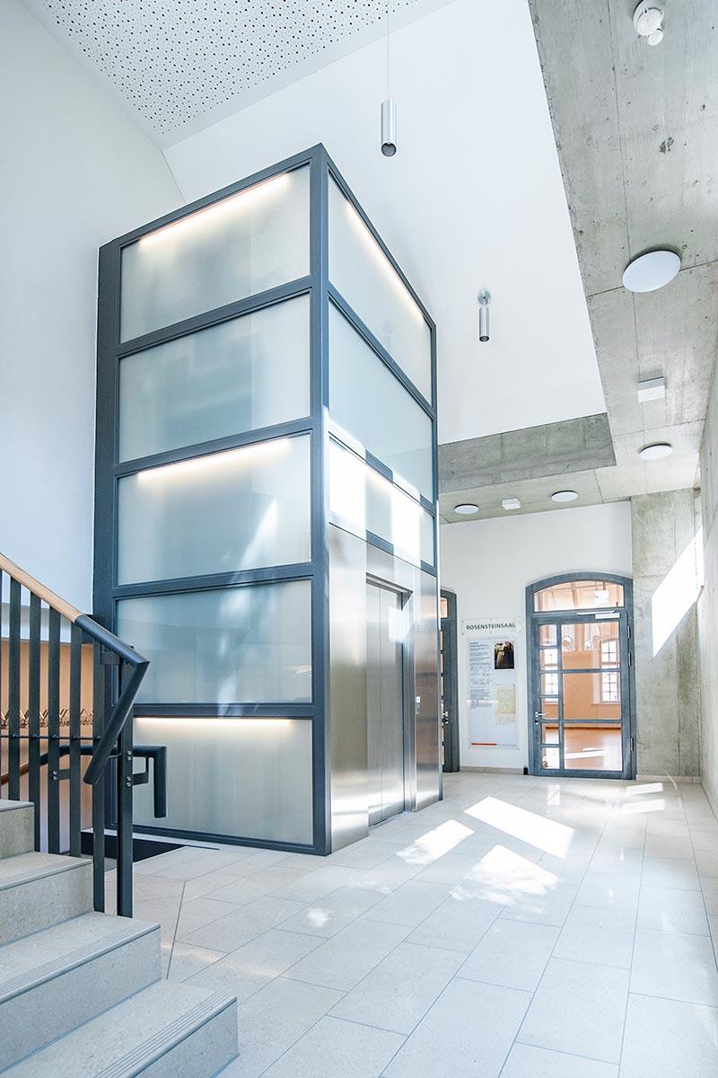 Innenraum - Maler - Widmann Malerwerkstätten Schwäbisch Hall