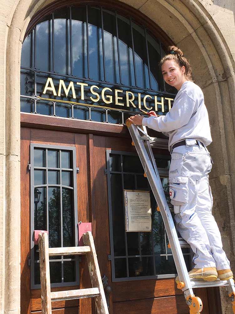 Team - Widmann Malerwerkstätten Schwäbisch Hall
