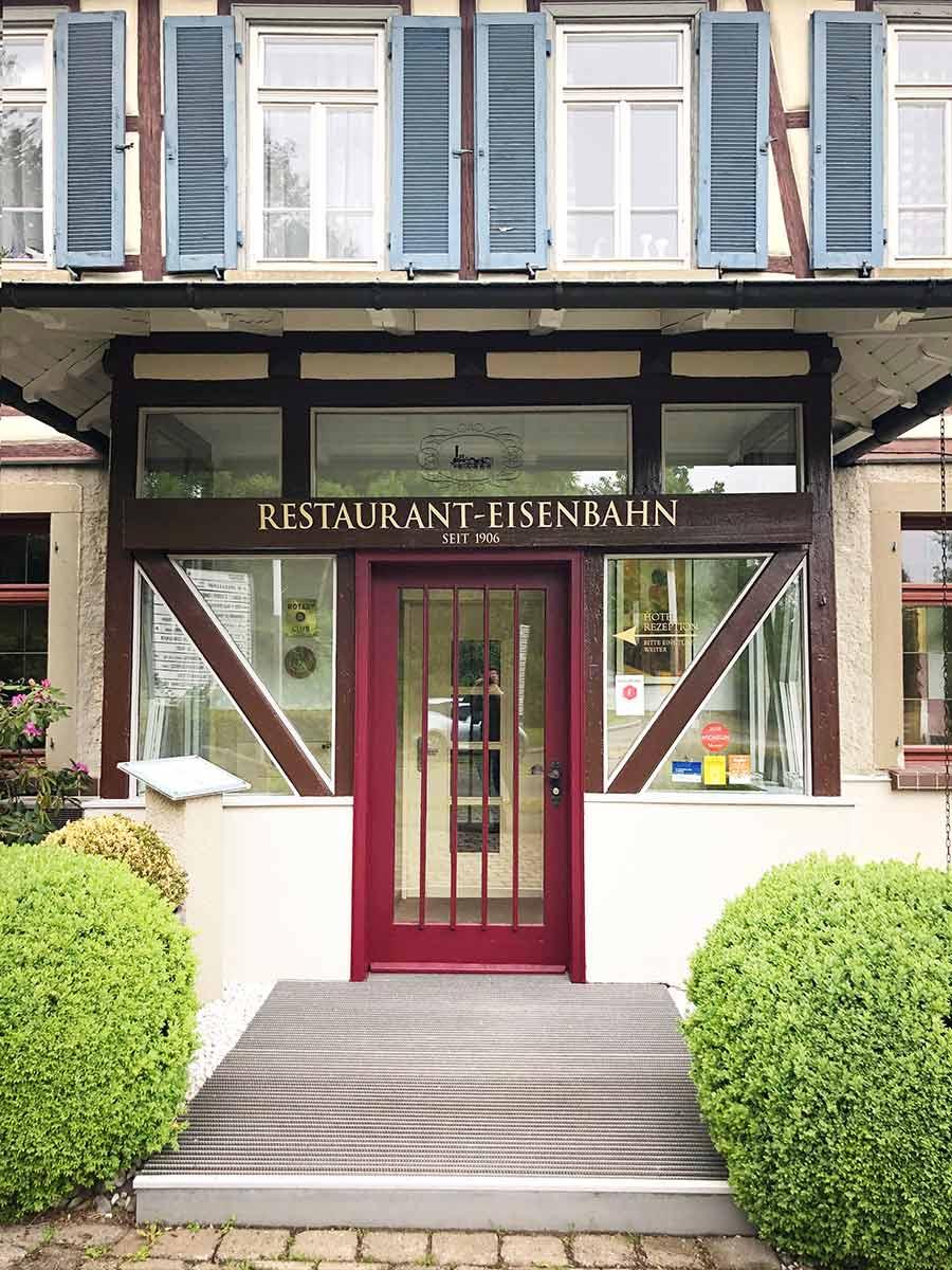 Restaurierung- Maler - Widmann Malerwerkstätten Schwäbisch Hall